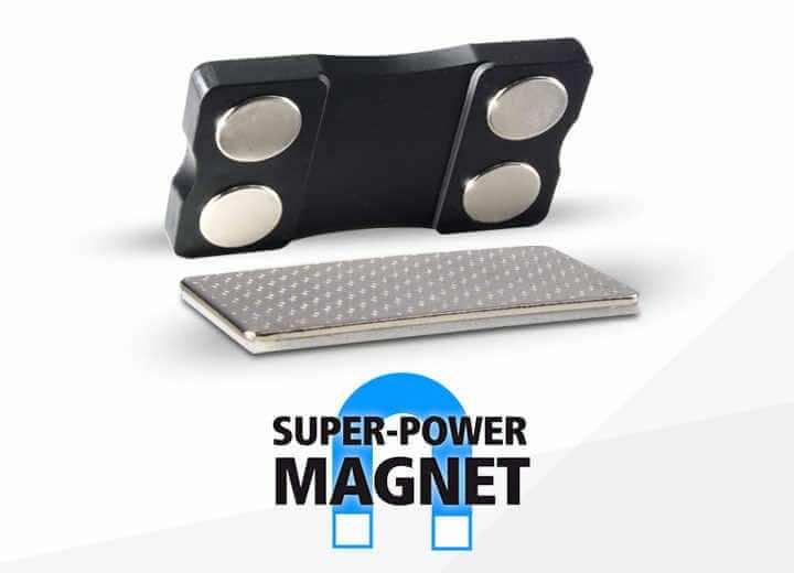 Namensschilder mit Super-Power-Magnet 4.0
