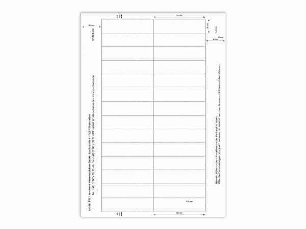 Papiereinlage E121