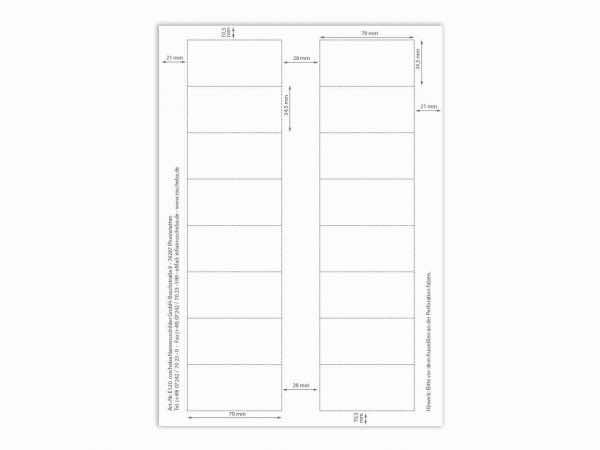 Papiereinlage E120