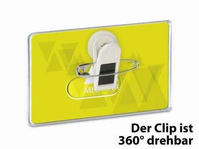 Kartenhalter N27-1-C16-S