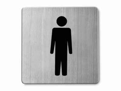 """Piktogramm """"WC Herren"""""""