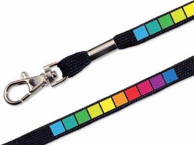 Schlüsselband 10 mm bedruckt