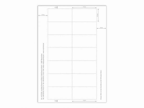 Papiereinlage E105